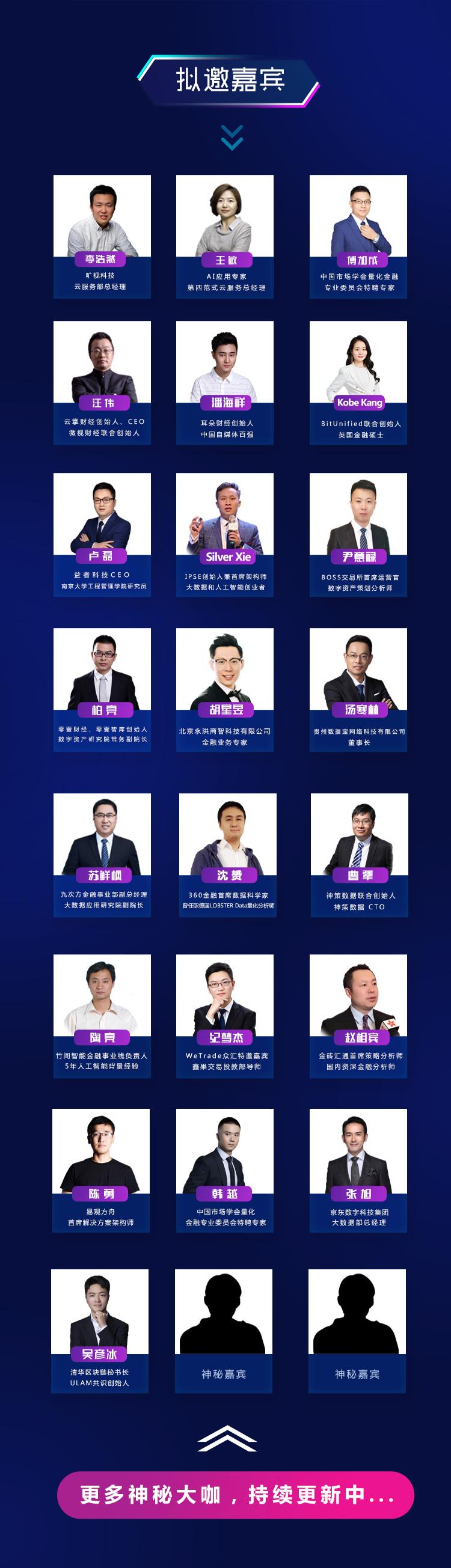 2019 金融科技ABCD峰会(上海)