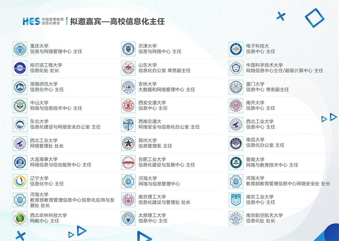 HES 2020 中国高等教育信息化峰会(上海)