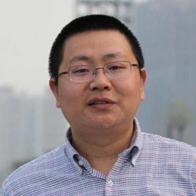 阿里巴巴云原生应用平台高级技术专家叶磊照片