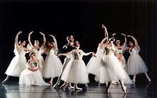《吉赛尔》中央芭蕾舞团演出
