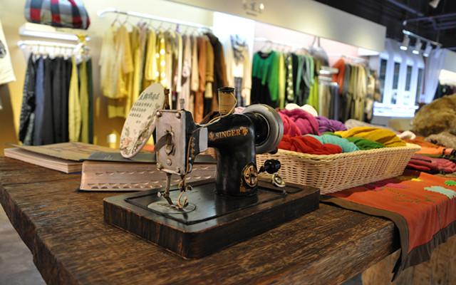 深圳最高逼格的5家创意衣饰馆, 你去过几家?