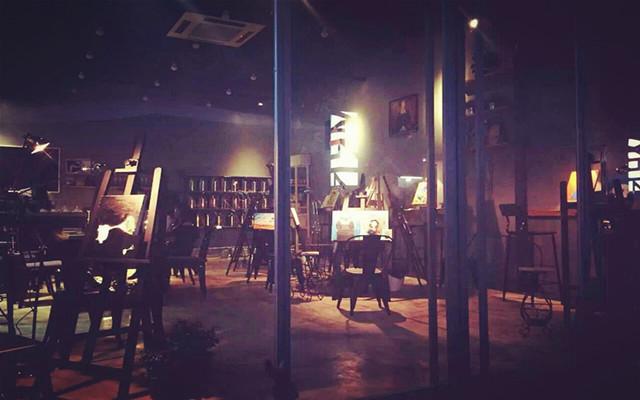 Lapresmidi咖啡画室