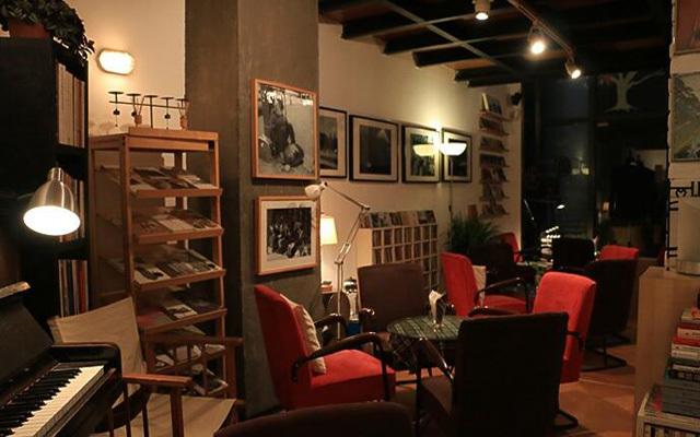 第三乐章咖啡馆