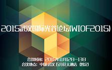 2015武汉国际光谷论坛(WIOF2015)