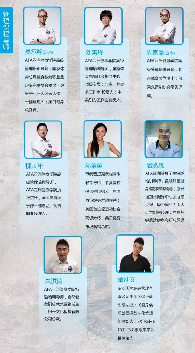 亚洲健身学院2015健身交流大会(成都站)
