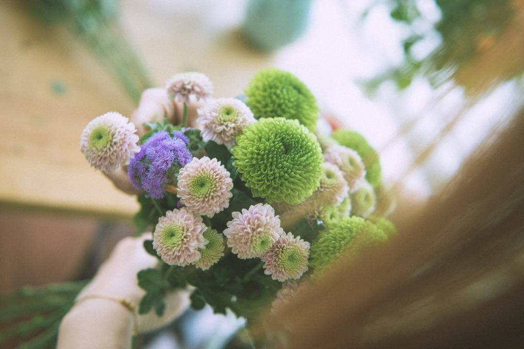 Hey,Flower!花艺生活馆