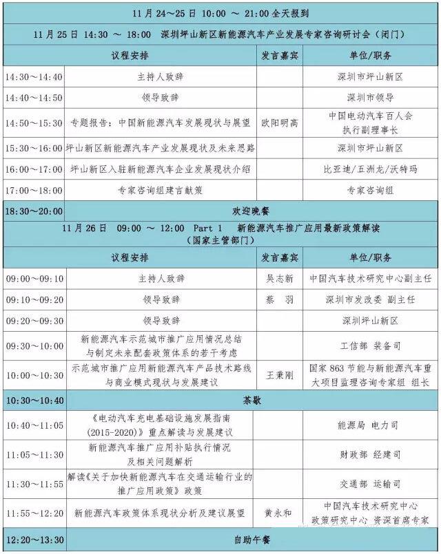 2015中国新能源汽车推广应用经验交流与发展研讨会
