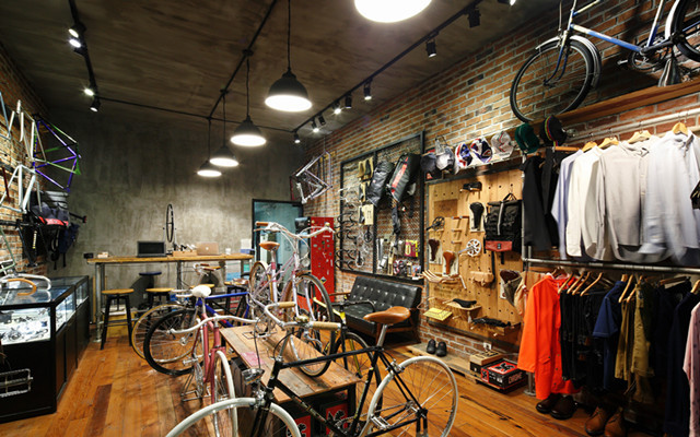 Rideal复古单车店