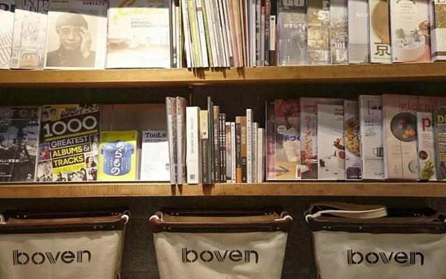 Boven杂志图书馆