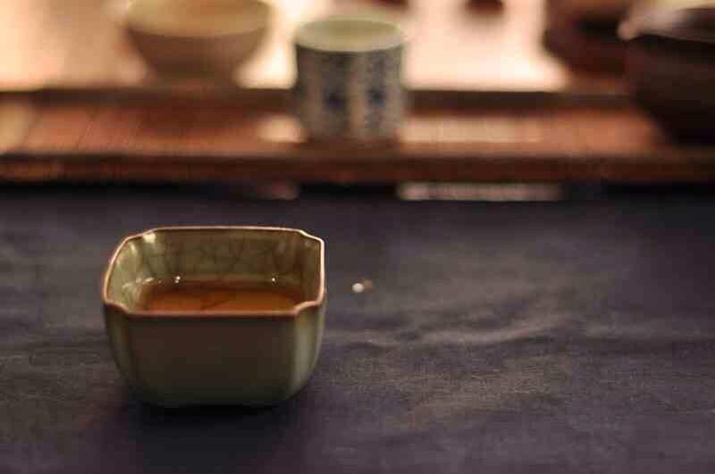 煮茶会英雄,以茶换故事