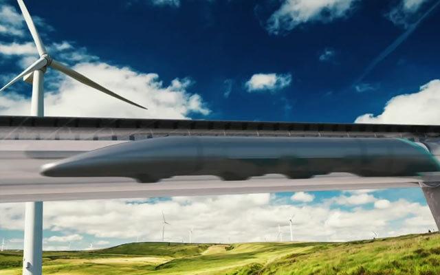 hyperloop与中国高铁的激情碰撞