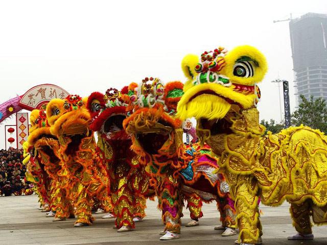 2015中国龙狮运动协会裁判工作大会