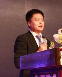 南京杰杰游乐设备有限公司总经理石春平照片