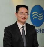 北京碧水源科技股份有限公司副总裁何愿平照片