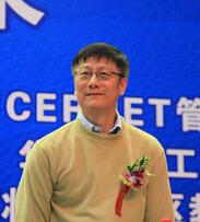 北京大学校长助理李晓明照片