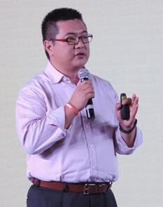 麦德龙中国区电子商务事业部总经理陶源照片