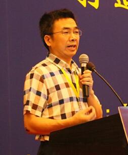 安证通信息科技总裁周晓华照片
