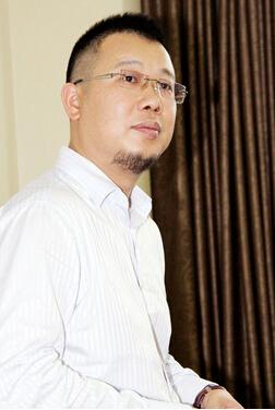 大茶网董事长刘健照片