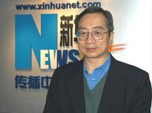 中国能源研究会副理事周大地照片