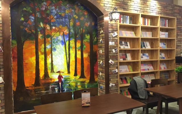 武汉最高逼格的10家创意书屋, 你去过几家?