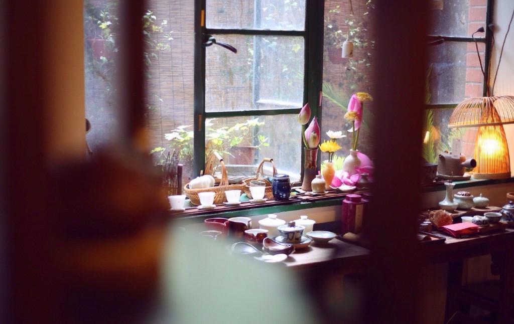 上海老弄堂里的人文茶空间【已关店】
