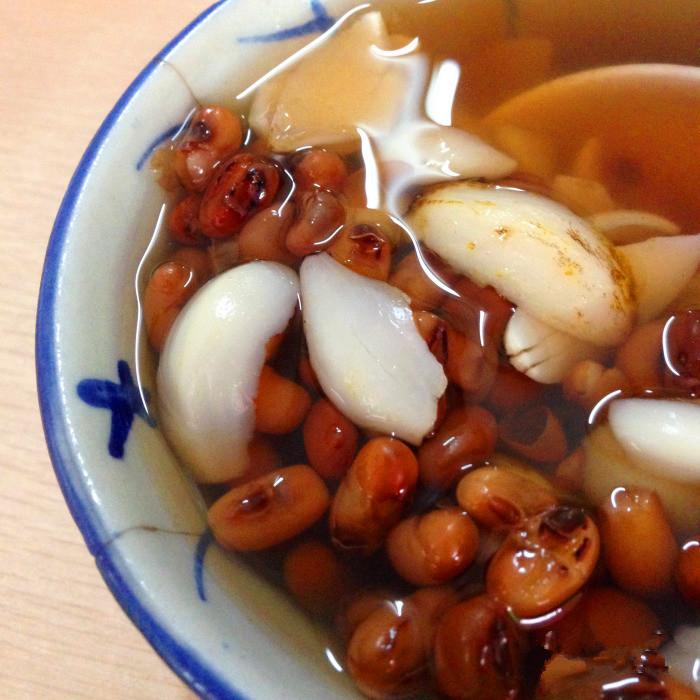 广场老牌豆花甜汤