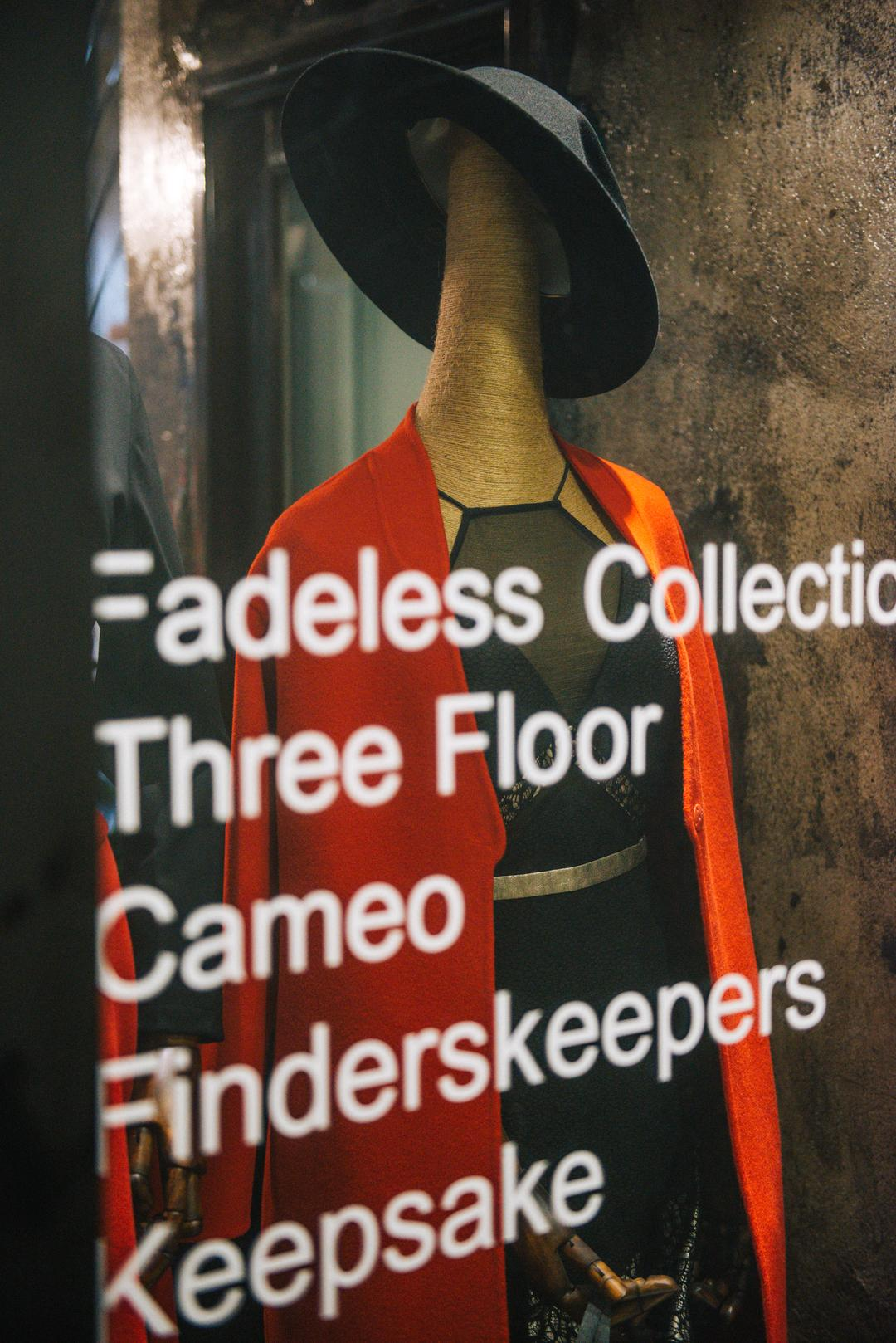 fadeless collection