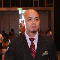 全球中小企业联盟中国副主席刘锐照片