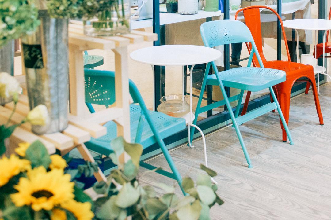 种子咖啡花店