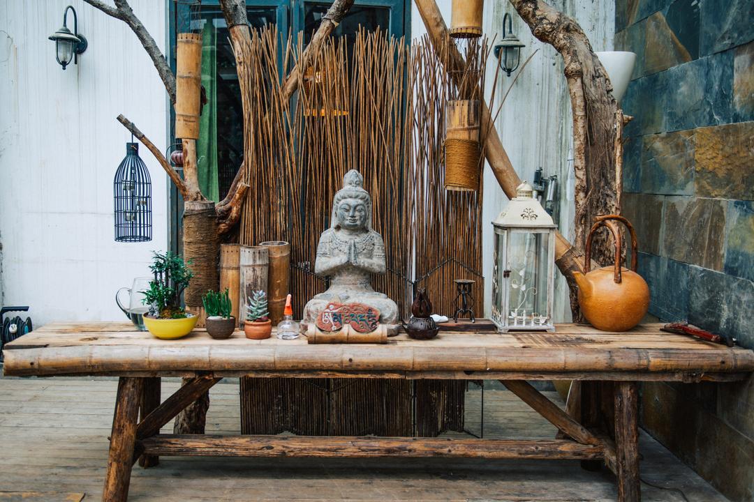 隐居花园的设计工作室