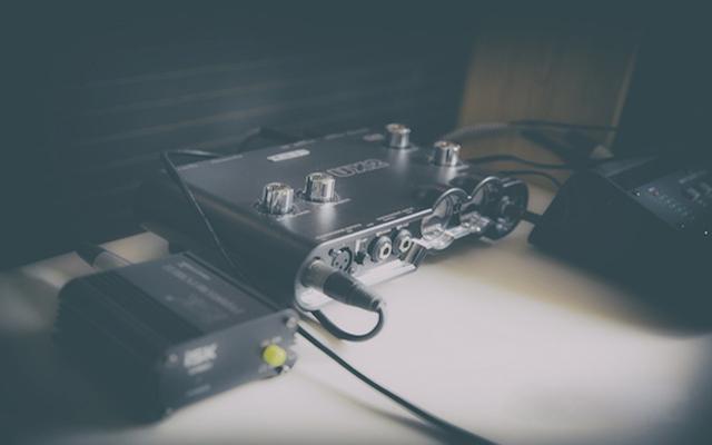 怪咖录音棚