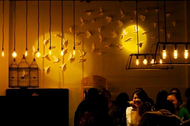 APE咖啡馆