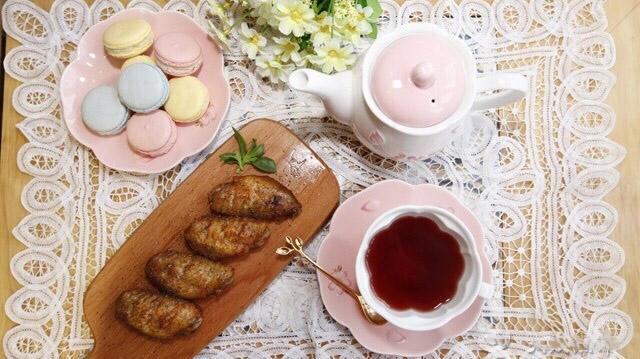 miss米米的下午茶时光