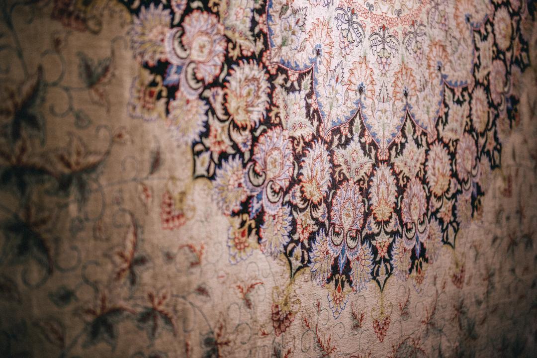 银河手工地毯
