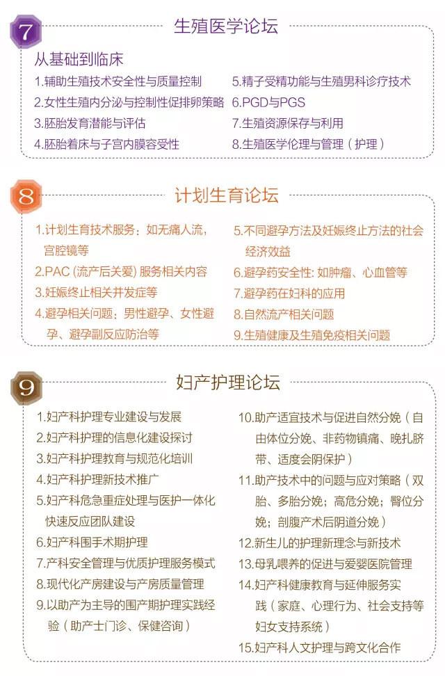 第二届东方妇产科学论坛