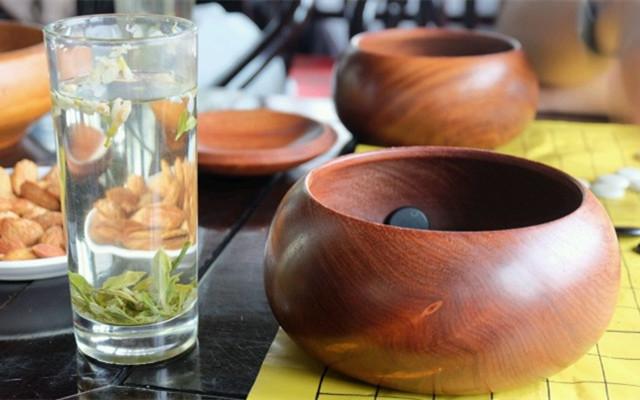 藏身西泠印社的赏茶之境