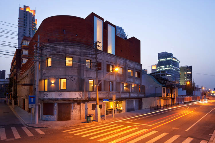 Waterhouse 上海水舍酒店