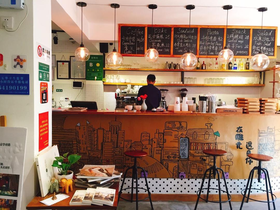 雕刻时光咖啡馆(翠湖店)