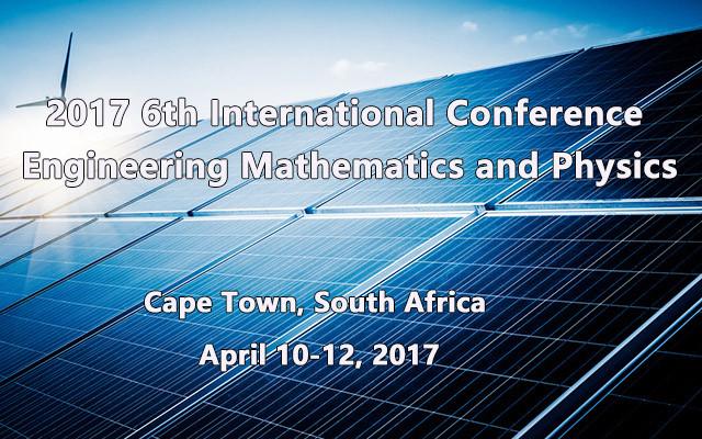 2017年工程数学与物理国际会议(ICEMP 2017)