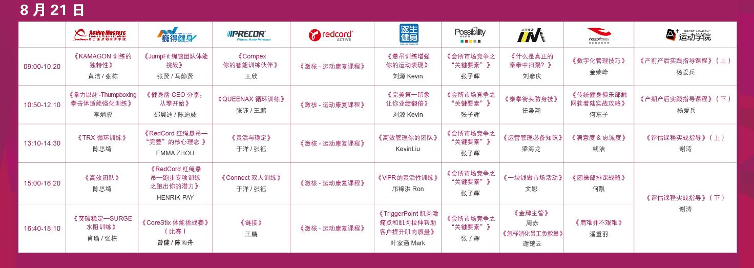 2016ChinaFit西南健身大会(成都站)