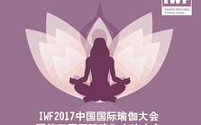 IWF2017中国国际瑜伽大会暨第五届国际瑜伽交流大会