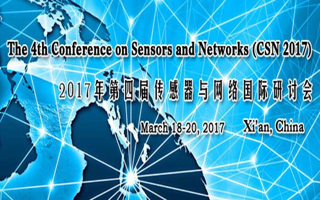 2017年第四届传感器与网络国际研讨会