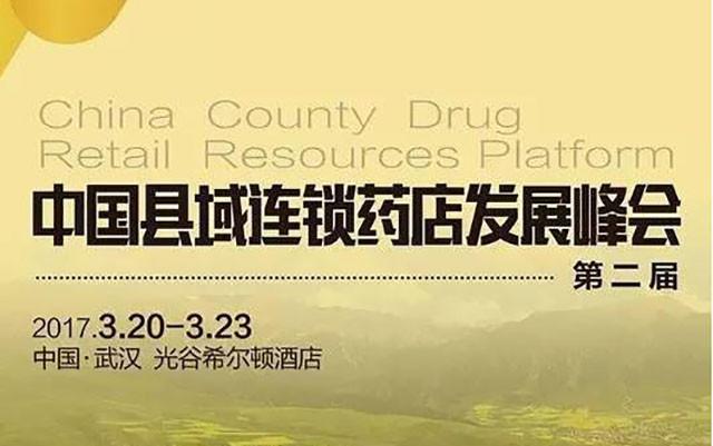 2017中国县域连锁药店发展峰会