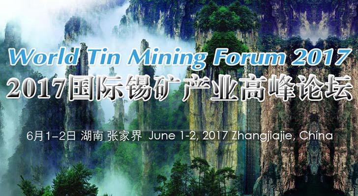 2017国际锡矿产业高峰论坛