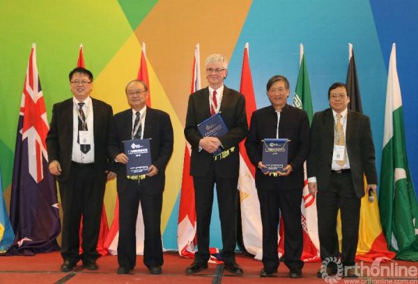 2015年国际康复论坛(广州站)现场图片