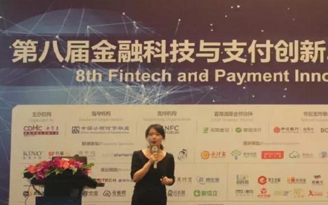 第九届金融科技与支付创新2017年度盛会(IFPI2017)现场图片