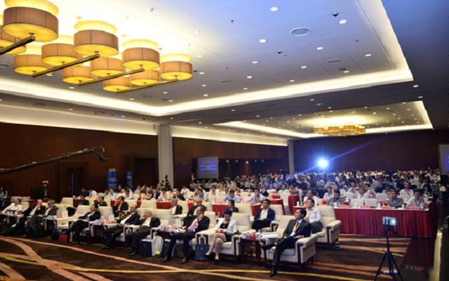第三届中国制造2025与工业4.0全球年会现场图片