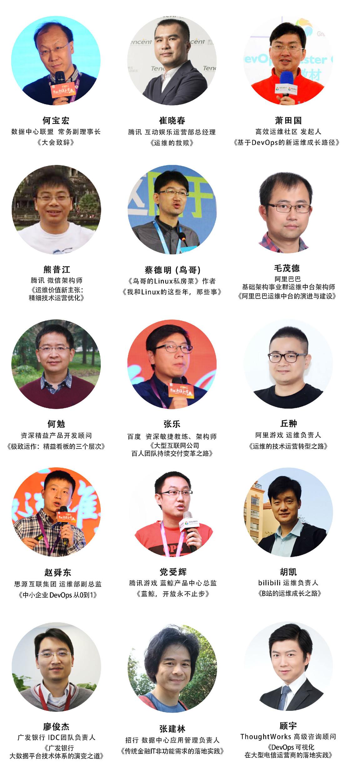 GOPS2017全球运维大会 • 深圳站