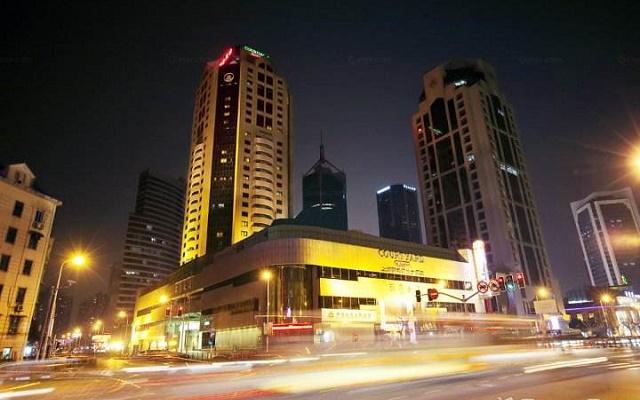 上海齐鲁万怡大酒店