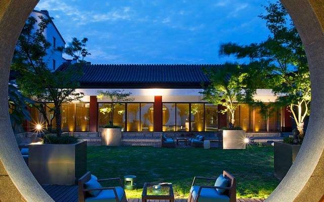 杭州西溪喜来登度假大酒店